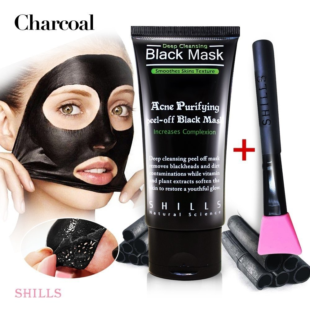 Black Mask, Peel Off Mask, Blackhead Remover