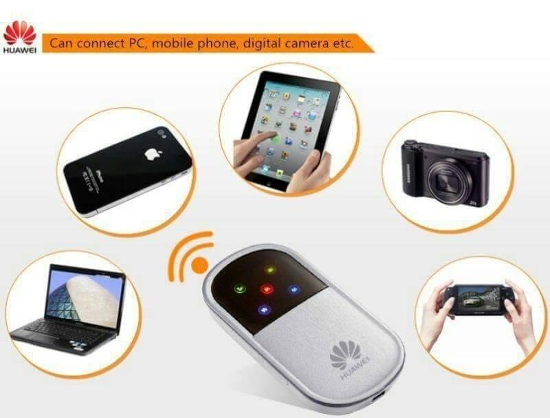 HUAWEI E5838 Portable Router Modem Internet 3G WIFI - UNLOCKED NATCOM / DIGICEL