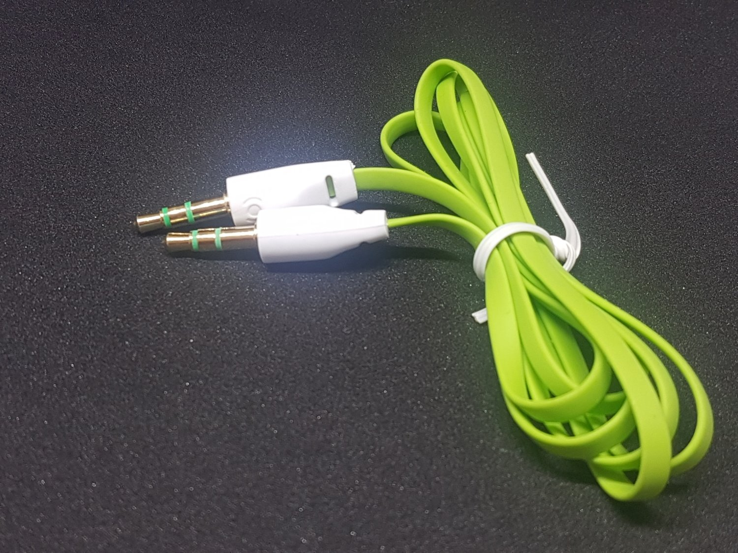 3.5 mm a 3.5 mm  Cable - 2 Pieds