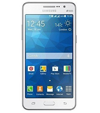 Samsung Galaxy J3 Prime Dual Sim Factory UNLOCKED Phone - WHITE (International Version) (PREPAIEMENT 50% DOWN)