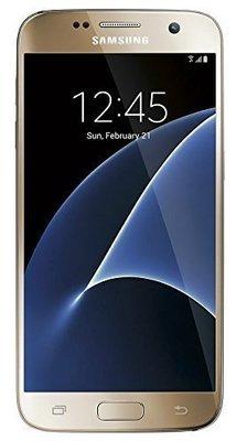 Samsung Galaxy S7 UNLOCKED GSM Smartphone, GOLD PLATINUM, 32GB (PREPAIEMENT 50% DOWN)
