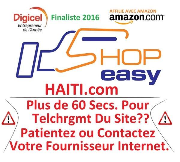 www.ShopEasyHAITI.com