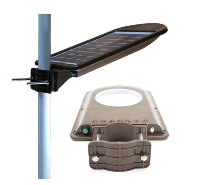 Multi-Fonctions - Panneau Solaire LED - Detecteur de Mouvement - Lampe 6W 10-12 Heures de Luminosite - Solar LED Street Garden Outdoor Light