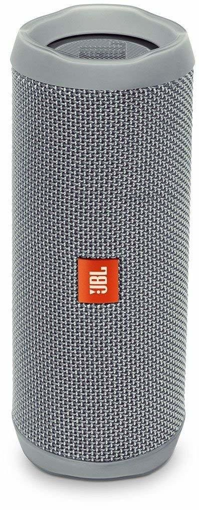JBL Flip 4 Waterproof Portable Bluetooth Speaker (GRIS)