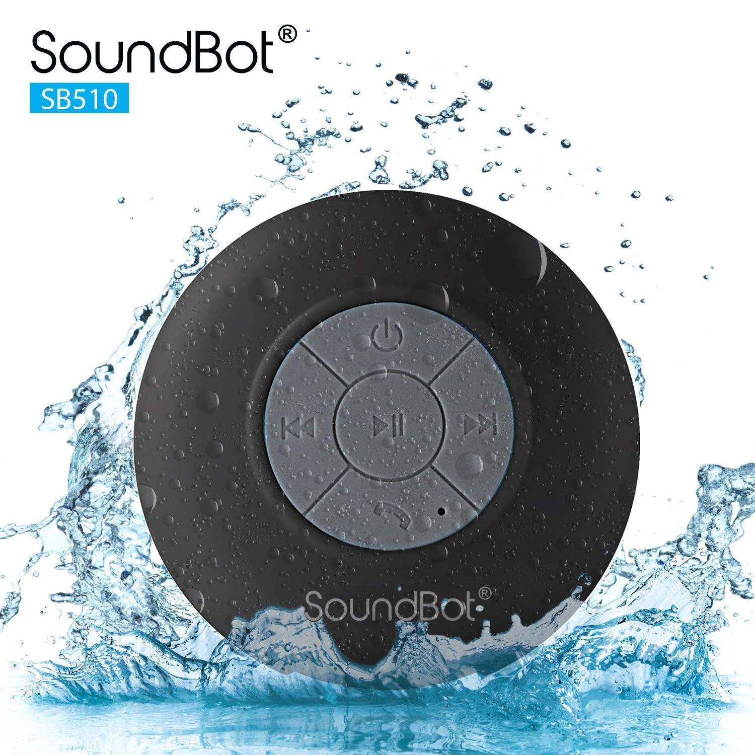 Soundbot Bluetooth Mini Speaker Waterproof