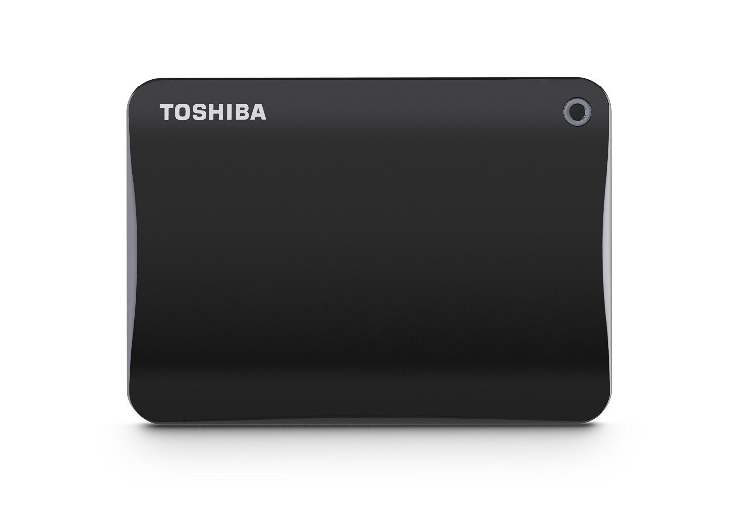 Toshiba Canvio Connect II 1TB Portable External Hard Drive USB 3.0 Basics