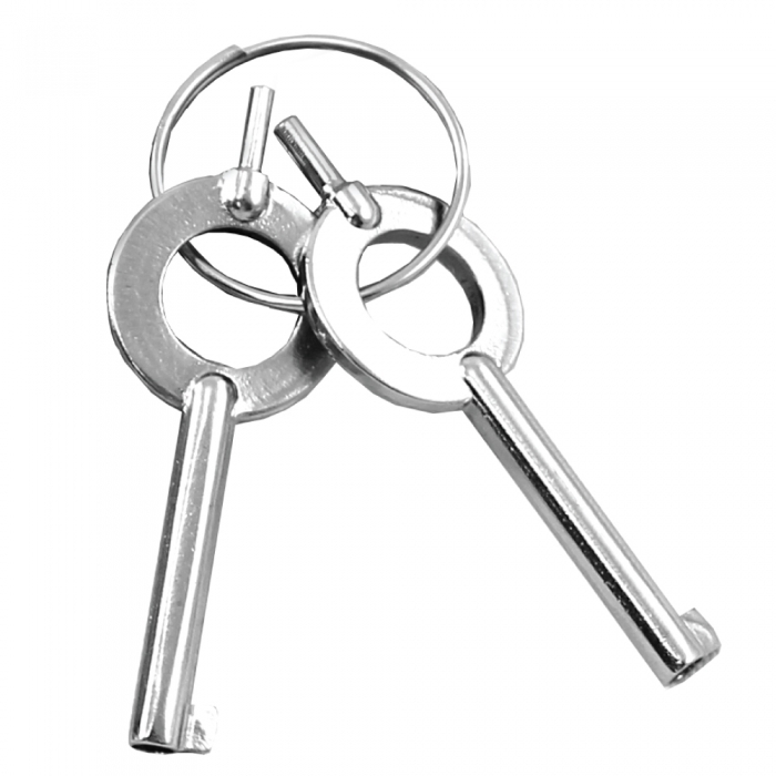 Pair of Extra Handcuff Keys BCEHKCEP