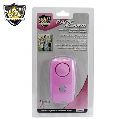 Panic Alarm Pink