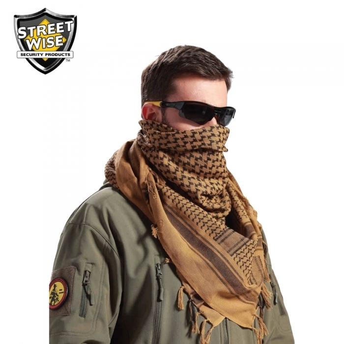 Tactical Shemagh Desert Sand BCSWTSDSCEP