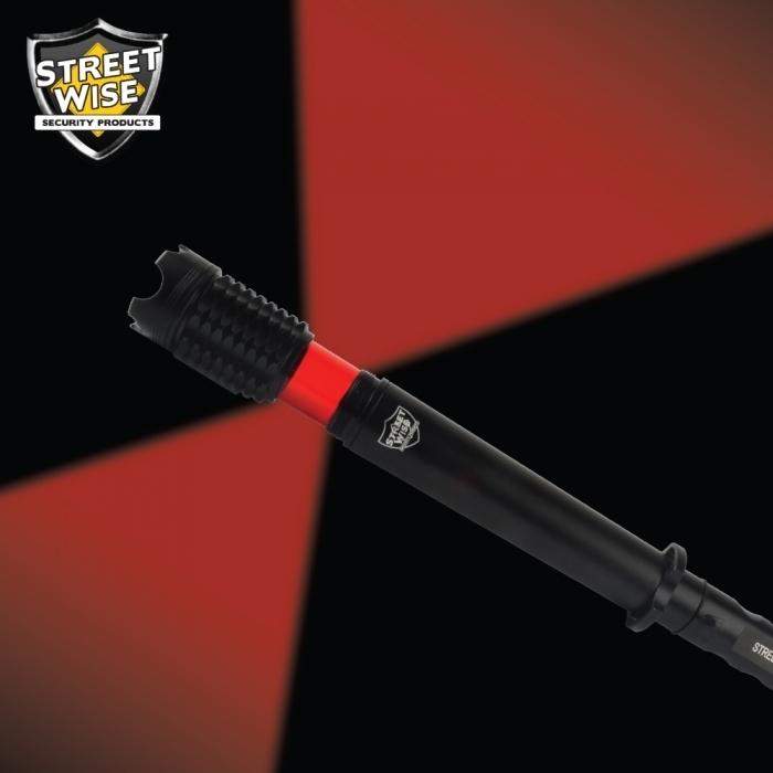 Cree LED Baton Flashlight w/ Signal Light