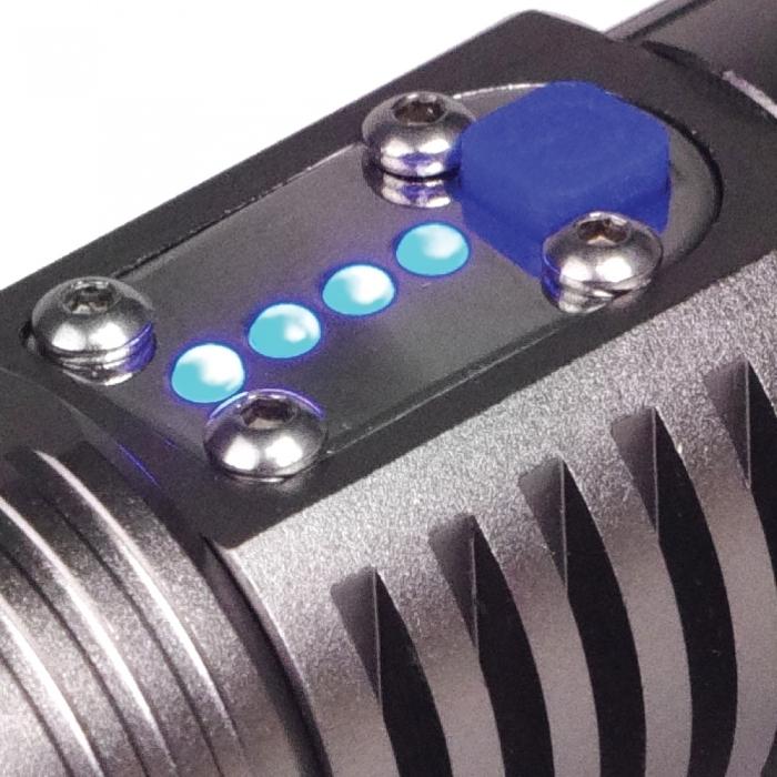 Xtreme Flashlight & Power Bank