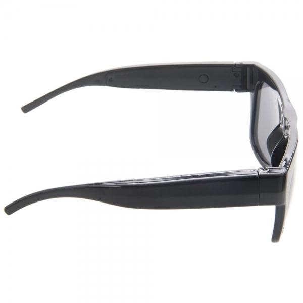 X2 1080P HD Glasses Hidden Camera Camcorder Spy Eyewear Camera Black
