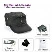 4GB Wireless Spy Hat Mini Hidden Cam With Remote Contral Protable Recorder