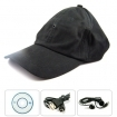 Mini Bluetooth SPY Hat Hidden Camera Cap DVR Camcorder with Mp3 Function