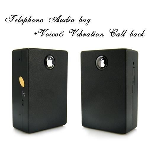 Vibration Activate Quad-band Telephone Surveillance Auto Answer with Voice BC540069CSC