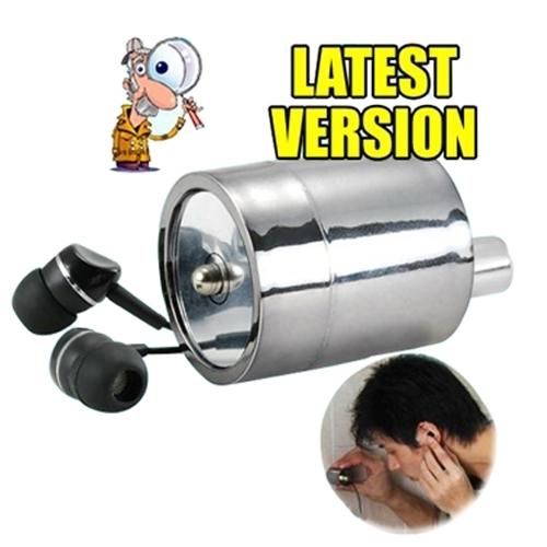 Spy Audio Gadget Inspector Gadget Sensitive Audio Listening Wall Bug BC540067CSC