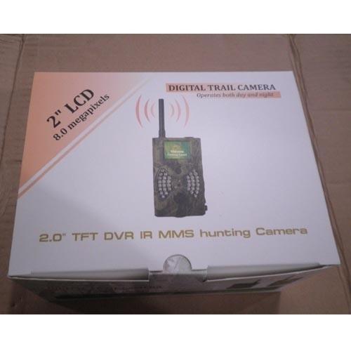 2.0 inch TFT DVR IR HC300 Hunting Camera 12MP Waterproof Digital Trail Camera