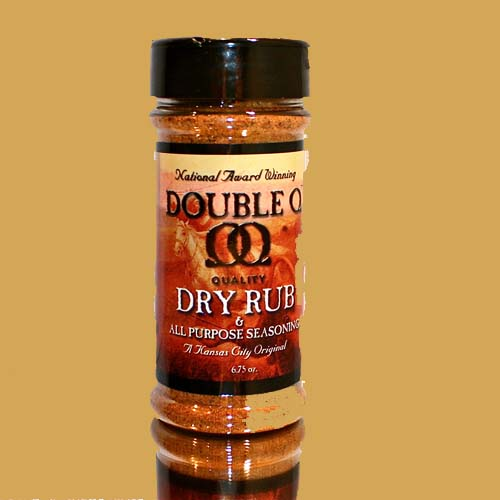 Dry Rub - 6 oz Shaker (2 Pack) 00005