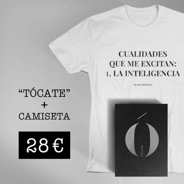 Tócate + Camiseta LIB0069