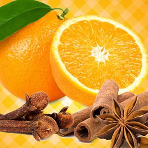 Orange U Clover F1016