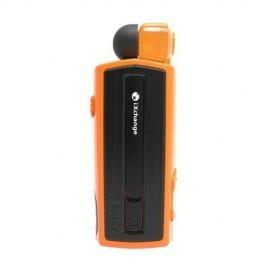 Bluetooth iXchange Retractable με Δόνηση - ΠΟΡΤΟΚΑΛΙ