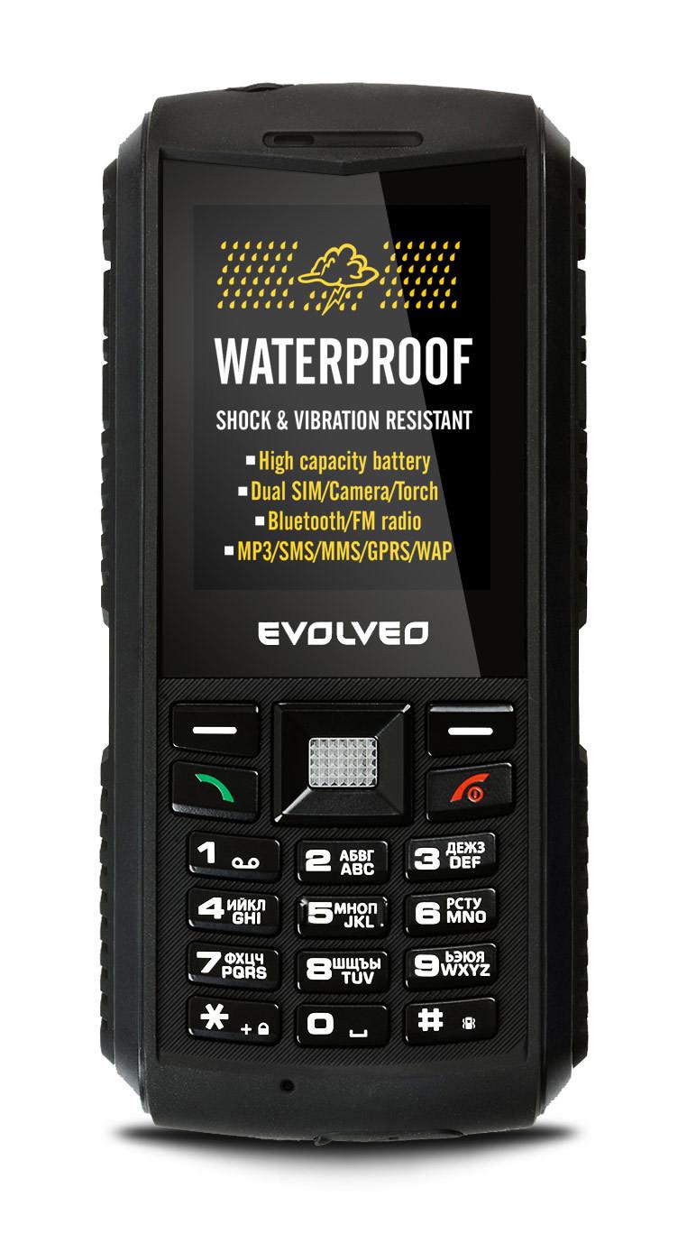 EVOLVEO STRONGPHONE X1 GR, ΕΚΘΕΣΙΑΚΟ