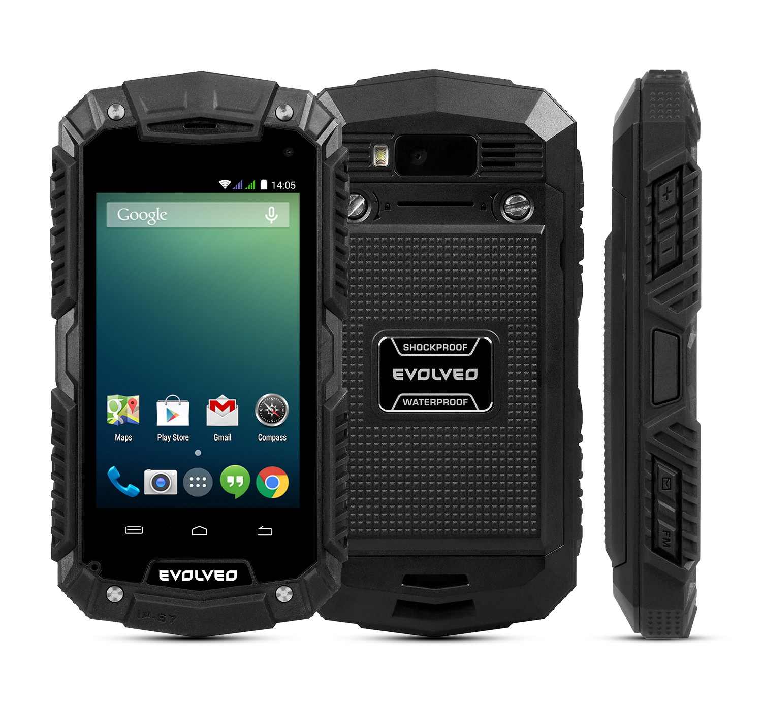EVOLVEO STRONGPHONE D2 MINI -  REFURBISHED
