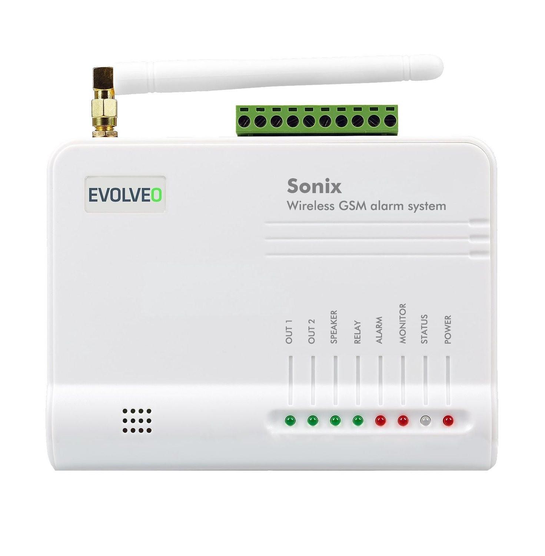 EVOLVEO SONIX ασύρματος συναγερμός GSM