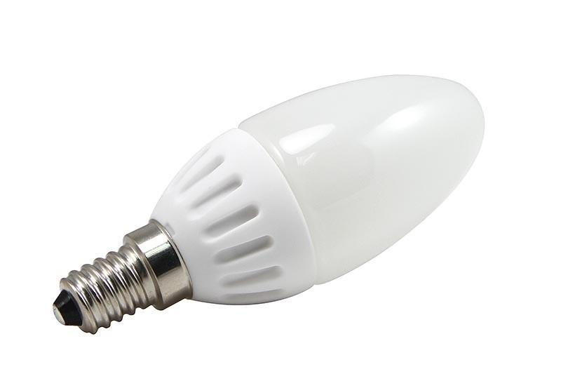 "EVOLVEO ECOLIGHT LED ΛΑΜΠΤΗΡΑΣ ""ΚΕΡΑΚΙ"" 3W, socket E14"