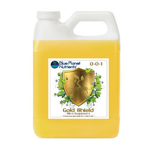 Gold Shield Silica Supplement 0-0-1 (multiple sizes) gsq