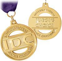 Judges Choice Special Awards Medal