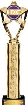 Judges Special Award Trophy