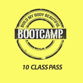 10 Class Flex Bootcamp Pass