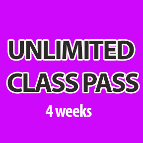 Unlimited Bootcamp - October (attend any classes you want!)