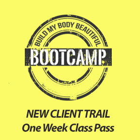 Class Trail Pass (one week unlimited - new clients only)