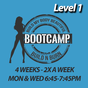 CLASS FULL! Mon, Apr 1 to Wed, Apr 24  (4 weeks - 2x a week - 8 classes)