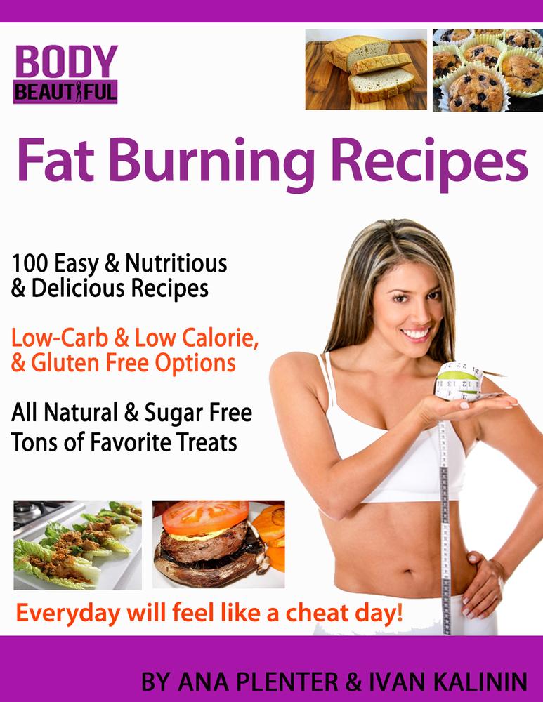eBook - Fat Burning Recipes