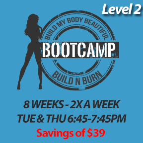2 SPOTS LEFT! Tue, Apr 1 to Thur, May 23 (8 weeks - 2x a week - 16 classes)