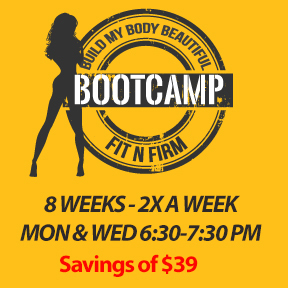 4 SPOTS LEFT! Mon, Feb 3 to Wed, Mar 25  (8 weeks - 2x a week - 16 classes)