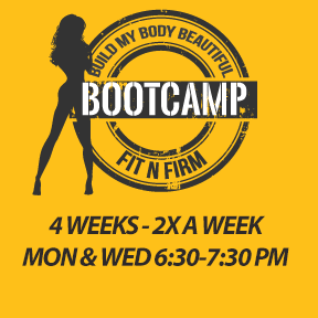 4 SPOTS LEFT! Mon, Nov 4 to Wed, Nov 27 (4 weeks - 2x a week - 8 classes)