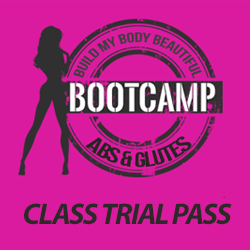 Abs & Glutes Class Trail (one class - new clients only)