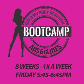 Fri, Feb 7 to Fri, Mar 27  (8 weeks - 1x a week - 8 classes)