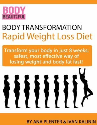 eBook - Body Transformation Rapid Weight Loss Diet