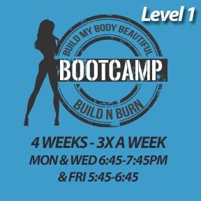 Mon, Feb 4 to Fri, Mar 1 (4 weeks - 3x a week - 12 classes)