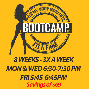 4 SPOTS LEFT! Mon, Nov 4 to Fri, Dec 20 (7 weeks - 3x a week - 21 classes - holiday schedule)