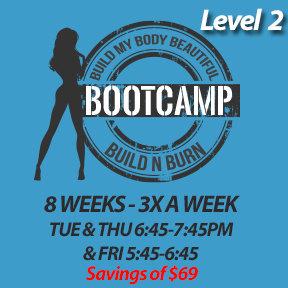 2 SPOTS LEFT! Tue, Mar 5 to Fri, Apr 26 (8 weeks - 3x a week - 24 classes)