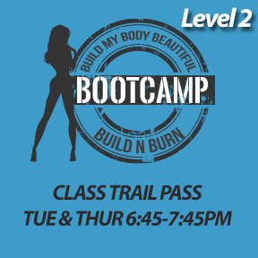 Intermediate Class Trail (one class - new clients only)