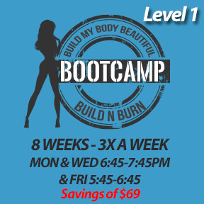 CLASS FULL! Mon, Apr 1 to Mon, May 27* (8 weeks - 3x a week - 24 classes)