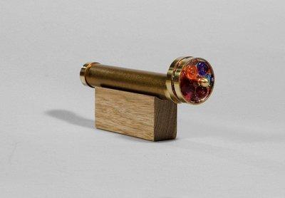 Малый короткий дисковый калейдоскоп