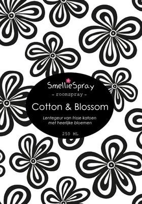 SmellieSpray - Cotton & Blossom